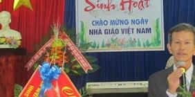 Hoạt động chào mừng ngày nhà giáo Việt Nam 20/11